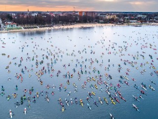 Estonian Canoe Federation invites you to Vohandu canoe marathon