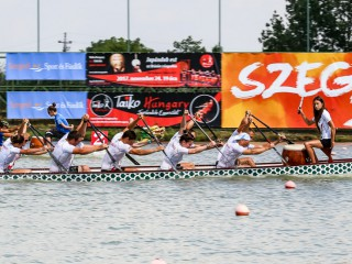 Three European Champion titles for Russia in nation's part of the Dragon Boat European ...