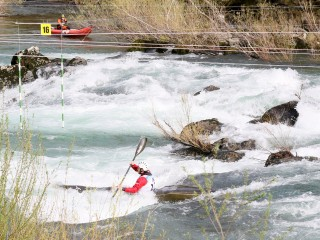 Second ECA Wildwater Sprint Canoeing European Cup is here
