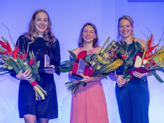 Andrea Herzog Sportswoman of the year in Leipzig