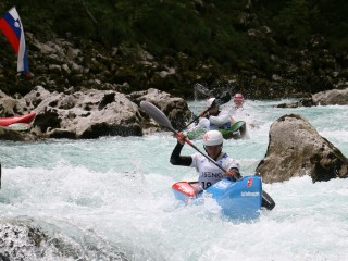 Czech Republic showed no mercy on Soča River