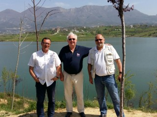 ECA delegation visited Albania