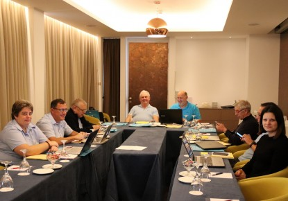 Last ECA's Board of Directors meeting this year held in Cyprus
