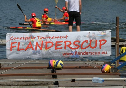 ECA Canoe Polo Cup in Mechelen comes this weekend
