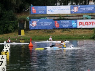 2018 European and World paracanoe Champion focused on Tokyo