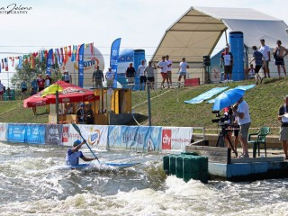 Green light also for the 2020 ECA Junior and U23 Canoe Slalom European Championships