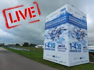 LIVESTREAM/RESULTS - 2020 ECA Junior and U23 Canoe Slalom European Championships