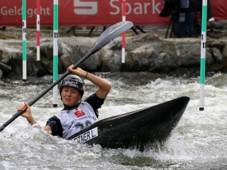 Austrians Leitner and Oschmautz show power on day one