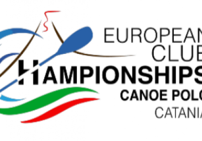 Catania will host the 2019 ECA Clubs Canoe Polo European Championships