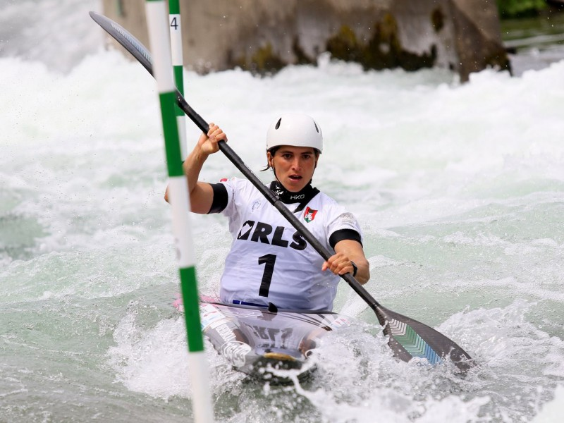 Spanish Canoeing in the spotlight of national sports awards
