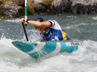 British Canoeing confirms its athletes will not compete internationally in 2020
