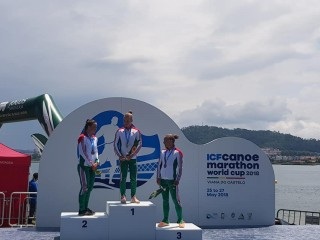 All medals but one at Canoe Marathon World Cup in the hands of European paddlers