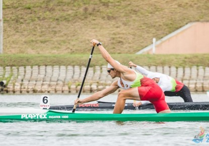 Canoe Sprint at the 2019 European Games