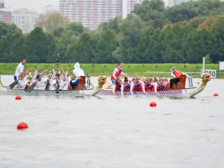 Moscow hosts 2019 ECA Dragon Boat Nations and Clubs European Championships