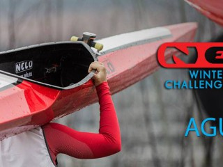Canoe Sprinters enjoyed the 2018 Nelo Winter Challenge