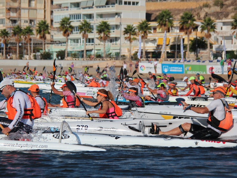 Ocean Racing European Championships in Spain ends with non-official events