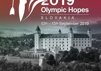 Canoe Sprint Olympic Hopes this year in Bratislava