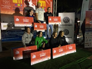 South African celebration in Lanzarote, Europeans take other podium positions