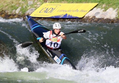 France showed power at Wildwater Sprint Canoeing World Championships