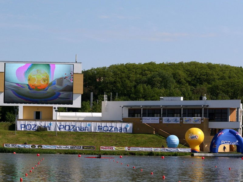 The 2021 ECA Canoe Sprint and Paracanoe European Championships relocated to Poznan