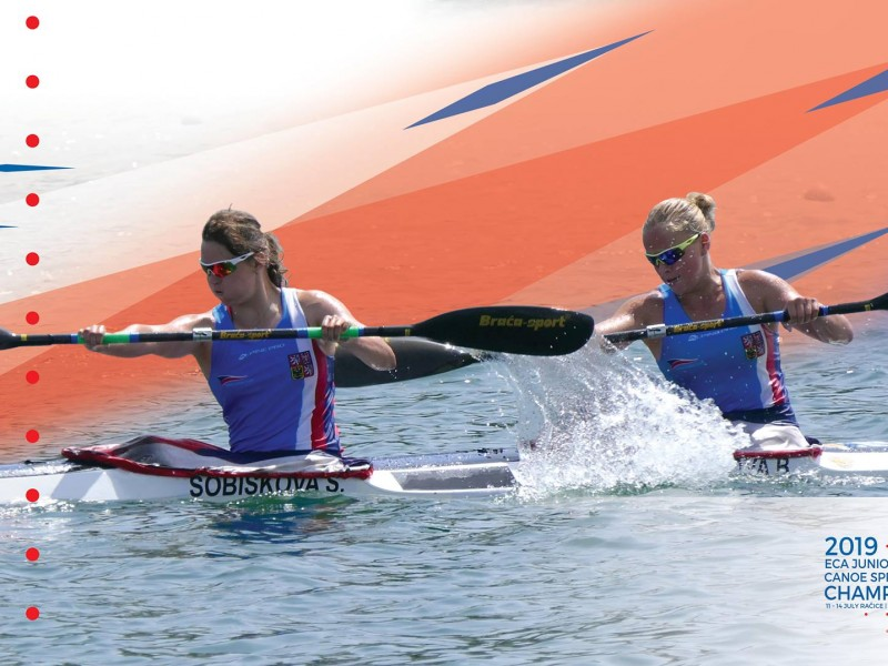 The 2019 ECA Junior and U23 Canoe Sprint European Championships starts in less than 24 hours