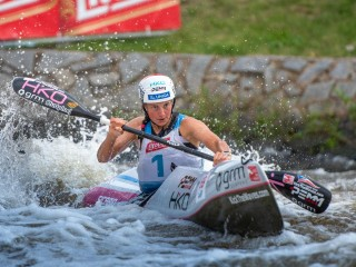 ECA Wildwater Sprint Canoeing race in Czech Republic attracted athletes from 11 countries