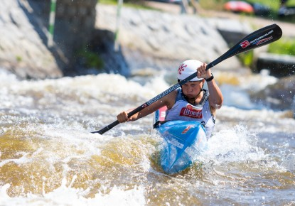 ECA Wildwater Canoeing European Cups series concluded in Czech Republic