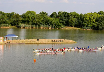 The last day of nation's Dragon Boat European Championships in Szeged brings triumph of Russia, Ukraine and Hungary