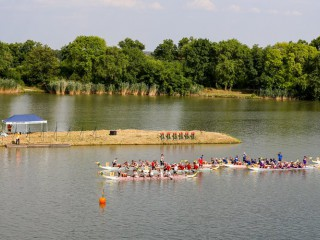 The last day of nation's Dragon Boat European Championships in Szeged brings triumph of Russia, ...