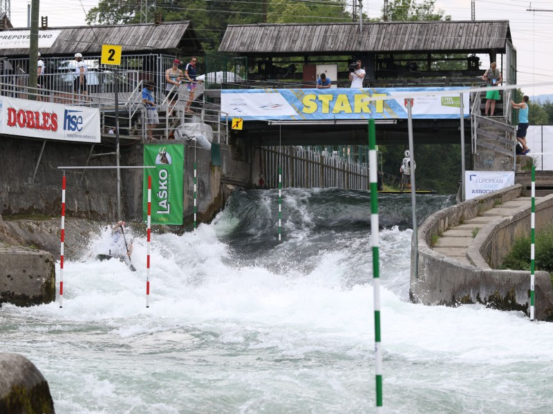 ECA announces some differences from ICF Canoe Slalom rules