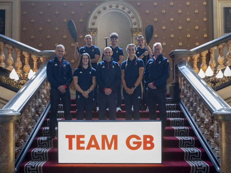 Team GB announced canoeing athletes for the Tokyo 2020 Olympic Games