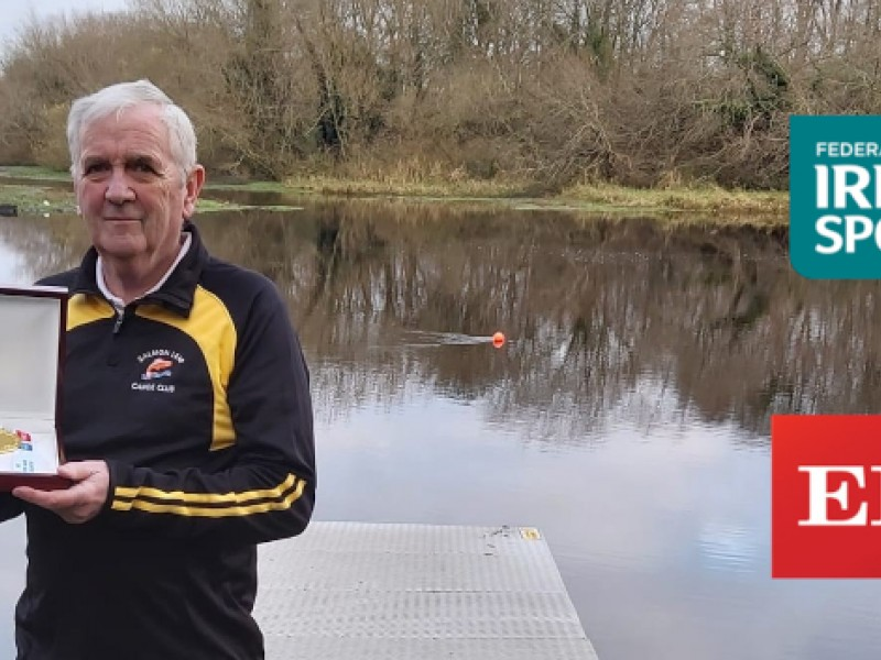 Tom Egan to be honoured at the 2020 Volunteers in Sport Awards
